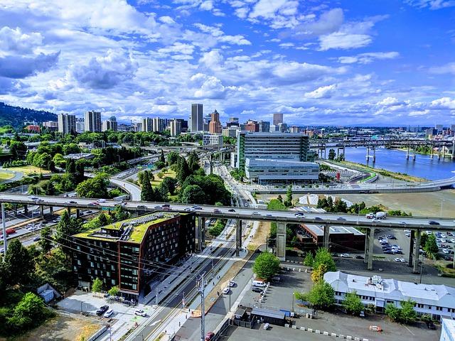 Séjour à Portland